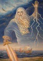 Славянский символ Триглав: история, значение, мифология