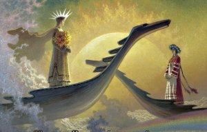 22 марта наши предки праздновали Славянский женский день, день весны